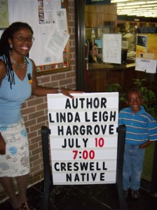 Plymouth Library Book Reading, 2007