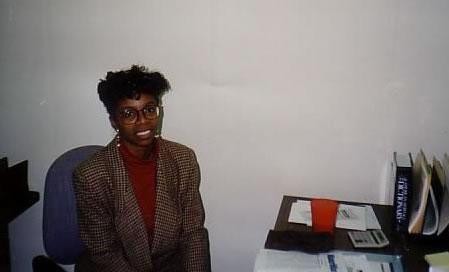 My first job as an engineer, 1996