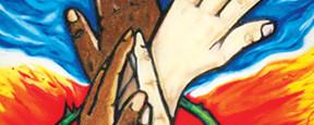 racial reconciliation art